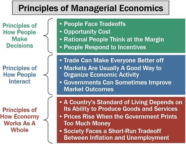 Principles of Managerial Economics