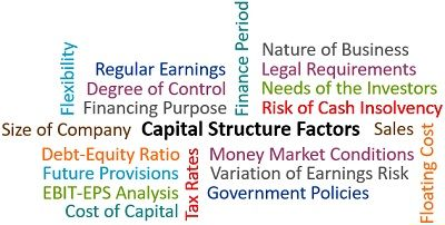 Capital Structure Factors