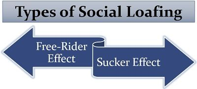 Types of Social Loafing