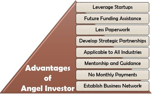 Advantages of Angel Investor