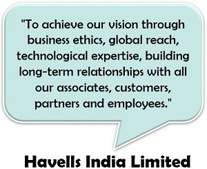 Havells Mission