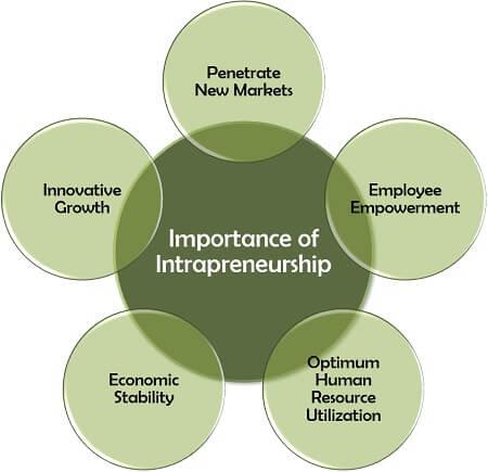 Importance of Intrapreneurship
