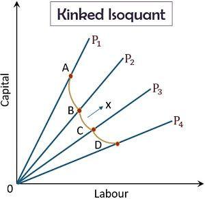 Kinked Isoquant