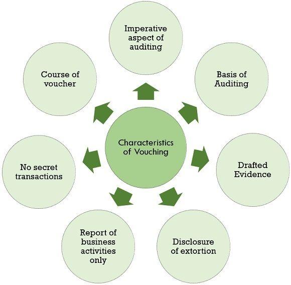characteristics of vouching