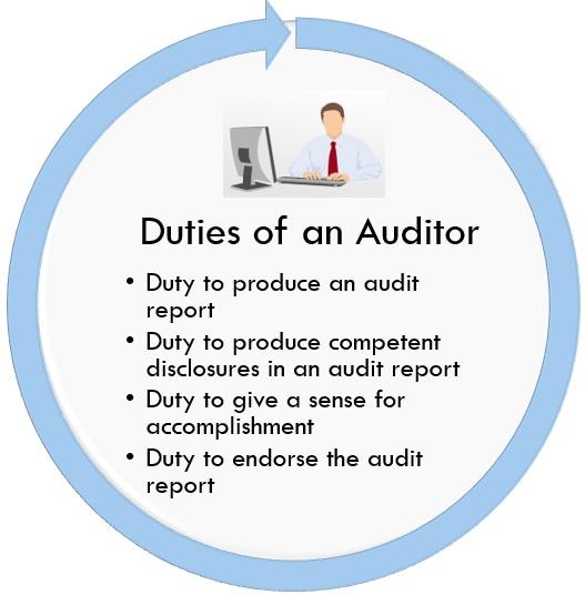 duties of an auditor