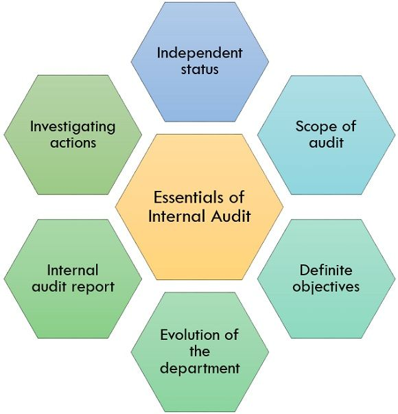 essentials of internal audit