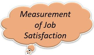 measurement-of-job-satisfaction
