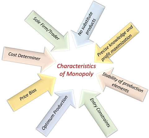 characteristics-of-monopoly